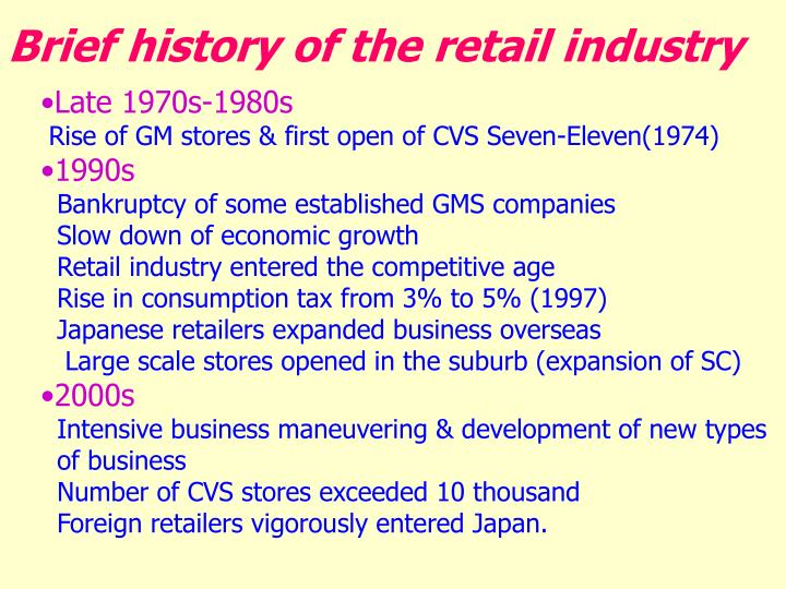 Japanese retail bookselling industry