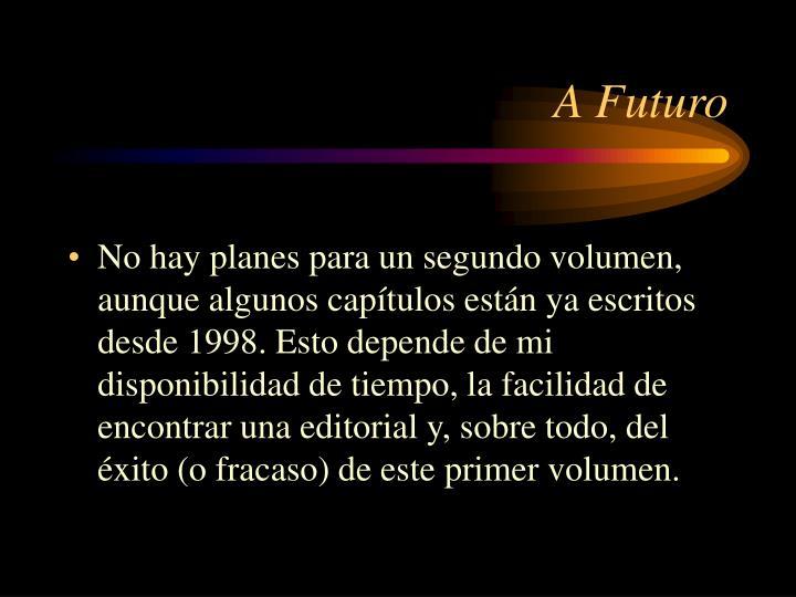 A Futuro