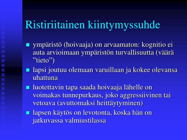 levoton lapsi Lappeenranta