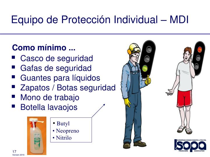 Equipo de Protección Individual