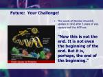 future your challenge