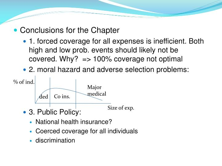 Conclusions for the Chapter