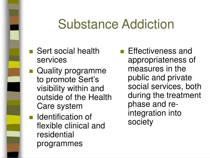 Sert social health services