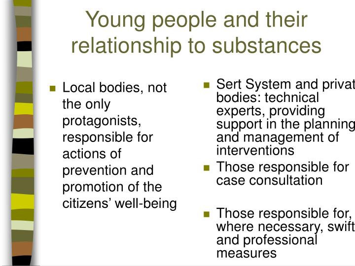 Local bodies, not the only protagonists, responsible for actions of prevention and promotion of the citizens' well-being