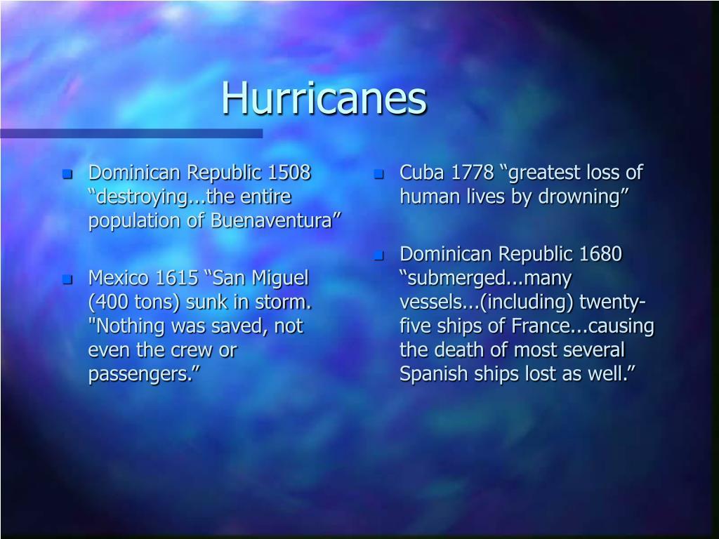 "Dominican Republic 1508 ""destroying...the entire population of Buenaventura"""