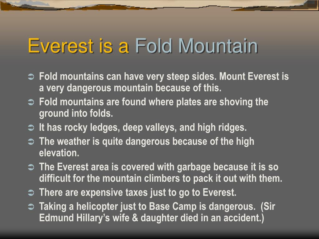 Everest is a