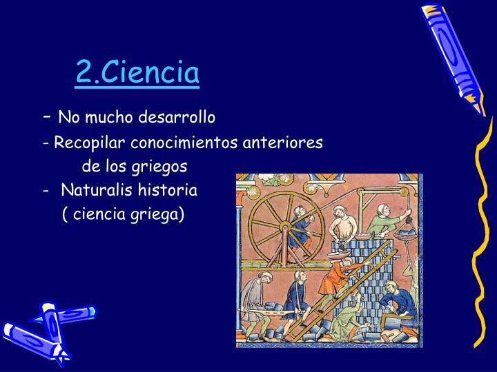 2.Ciencia