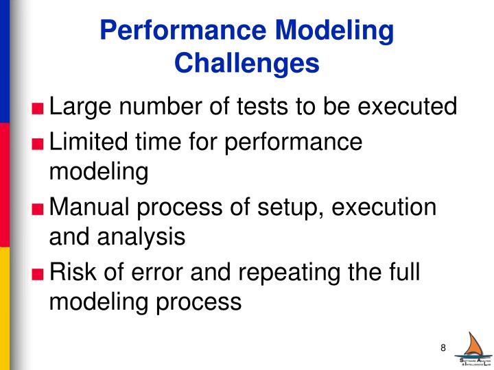 Performance Modeling Challenges