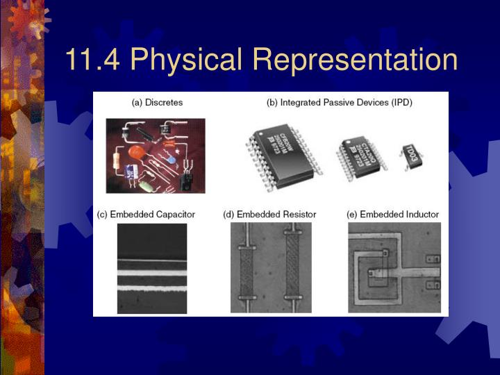 11.4 Physical Representation