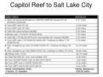 capitol reef to salt lake city16