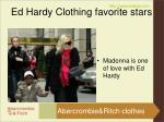 ed hardy clothing favorite stars2
