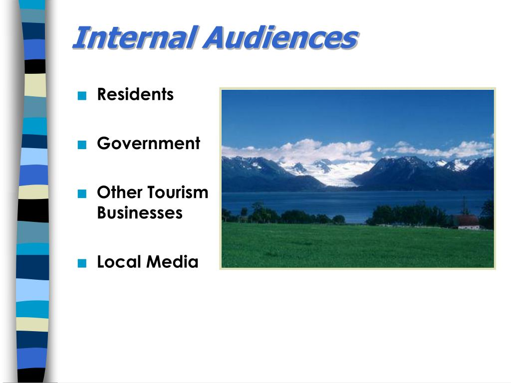 Internal Audiences