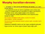 murphy kurallar devam1