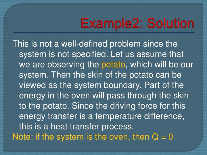 Example2: Solution