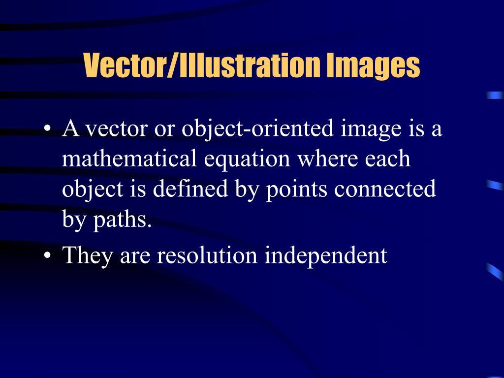 Vector/Illustration Images