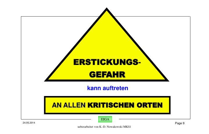 ERSTICKUNGS