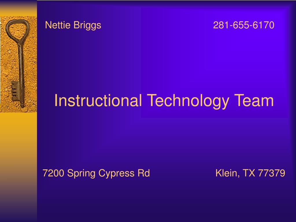 Nettie Briggs                                         281-655-6170