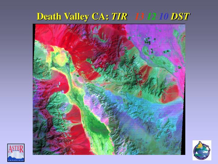 Death Valley CA: