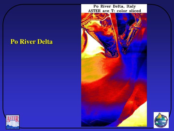 Po River Delta