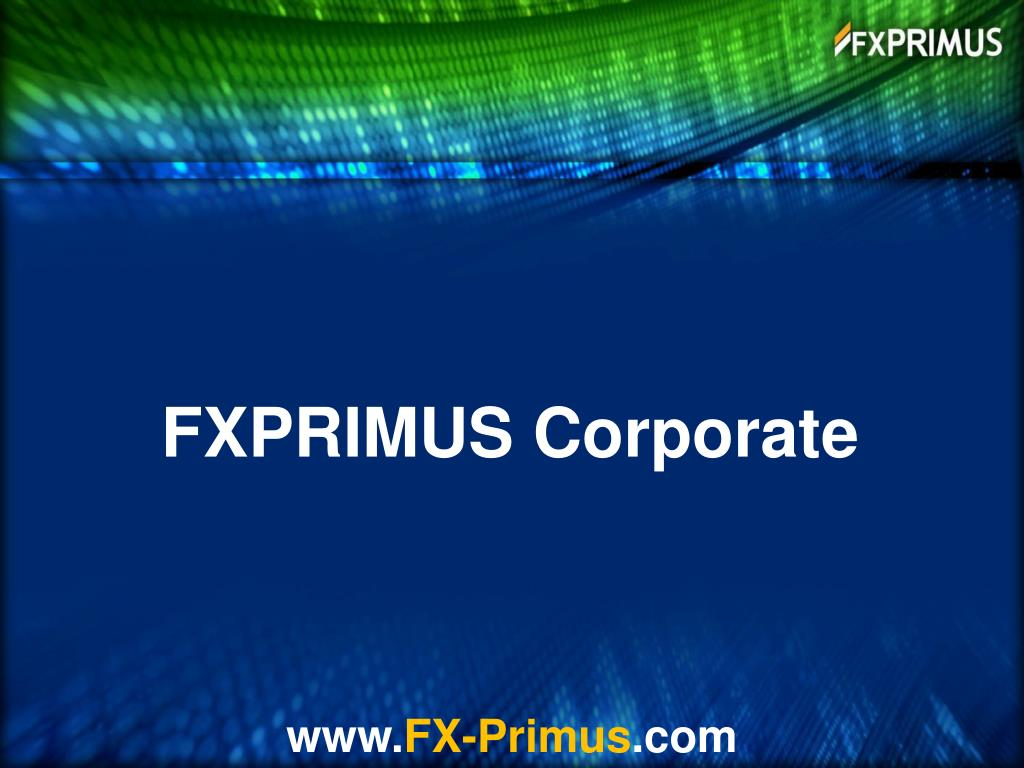 FXPRIMUS Corporate