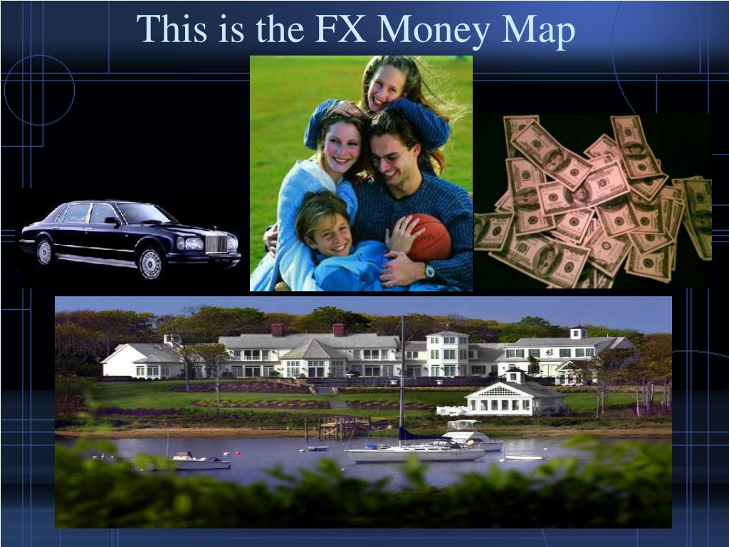 This is the FX Money Map