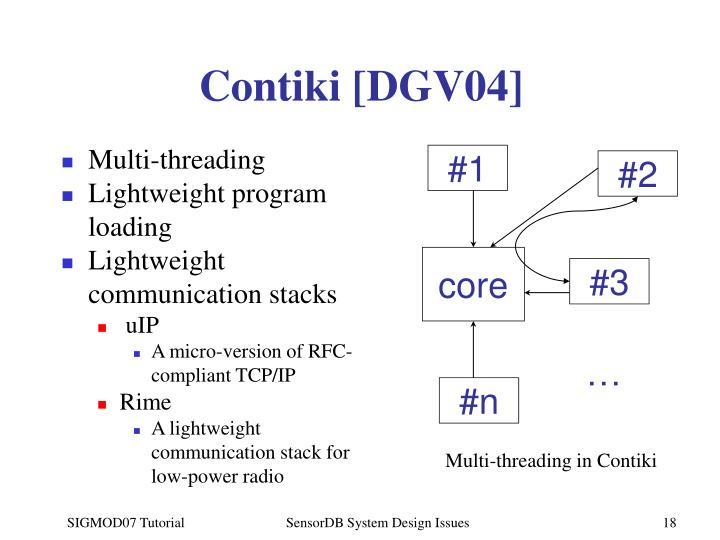 Contiki [DGV04]