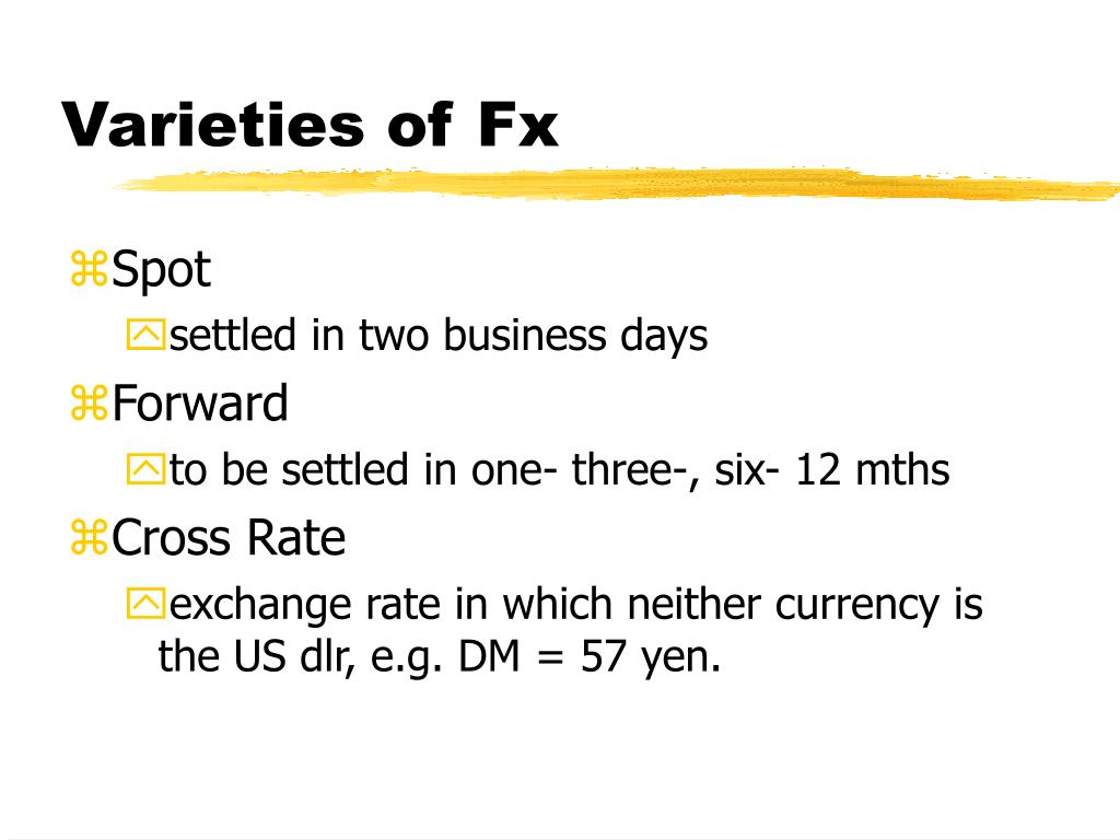 Varieties of Fx
