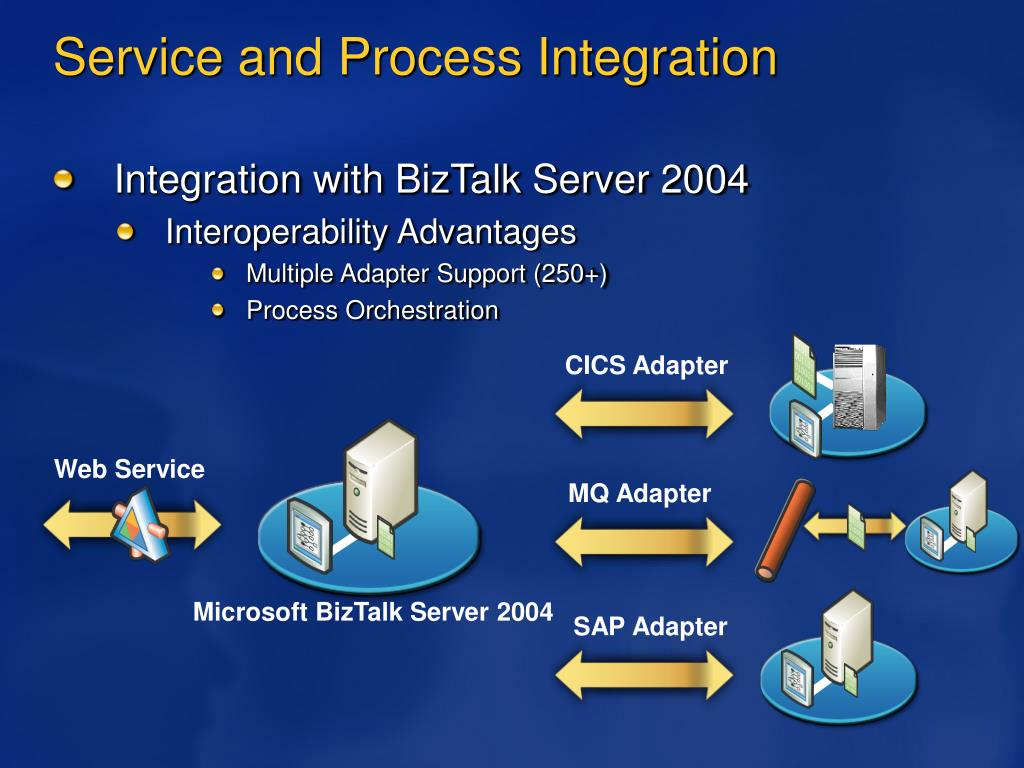 Service and Process Integration