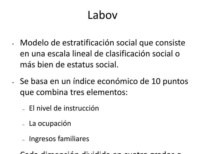 Labov