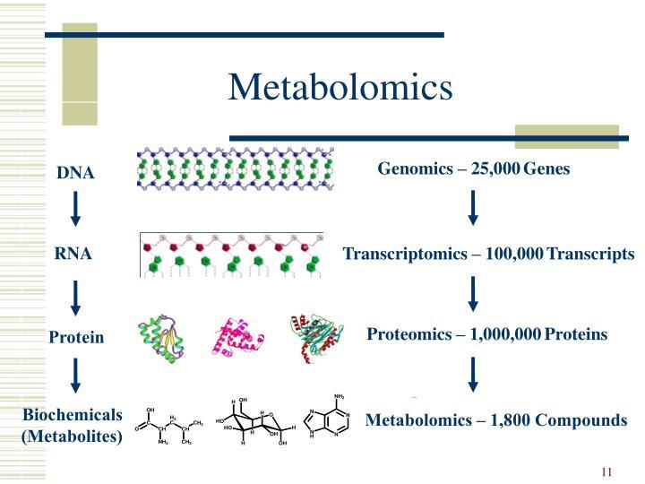 Genomics – 25,000