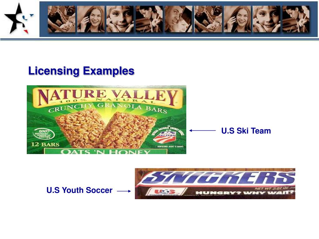 Licensing Examples