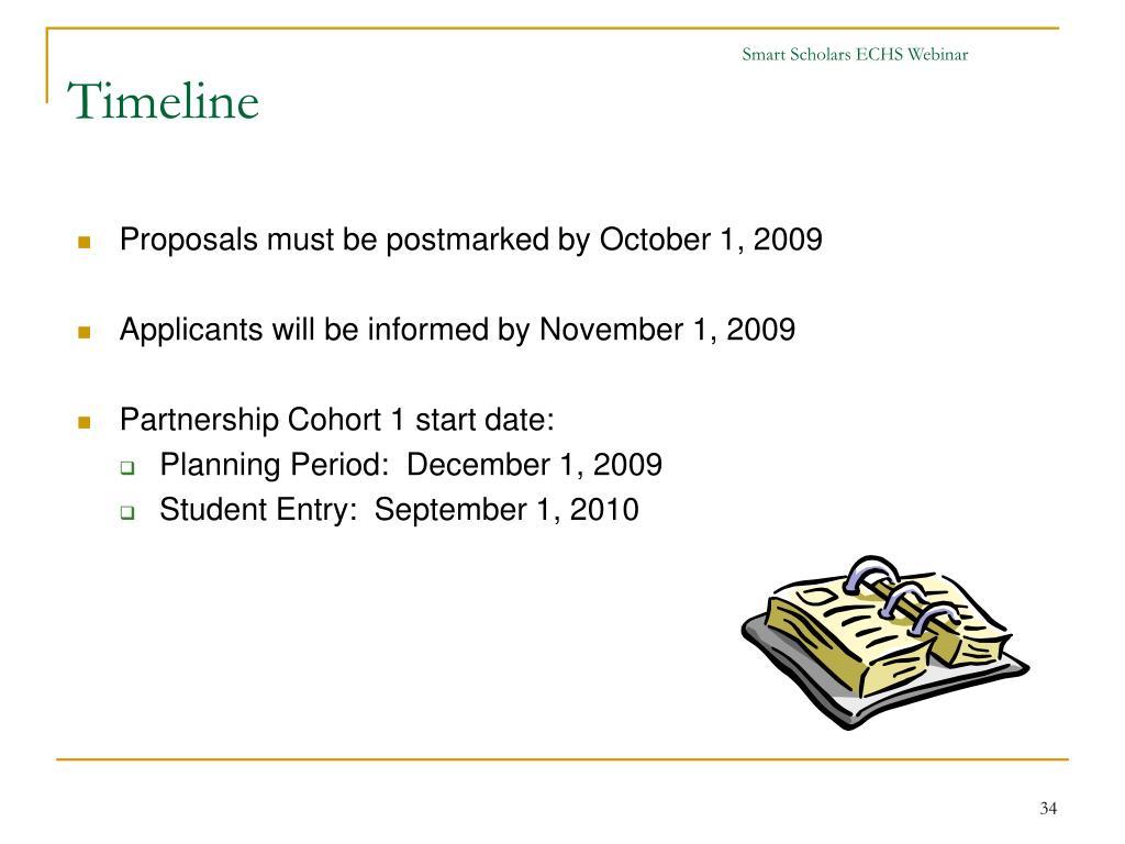 Smart Scholars ECHS Webinar
