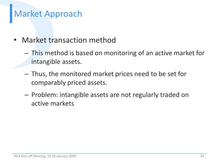 Market Approach