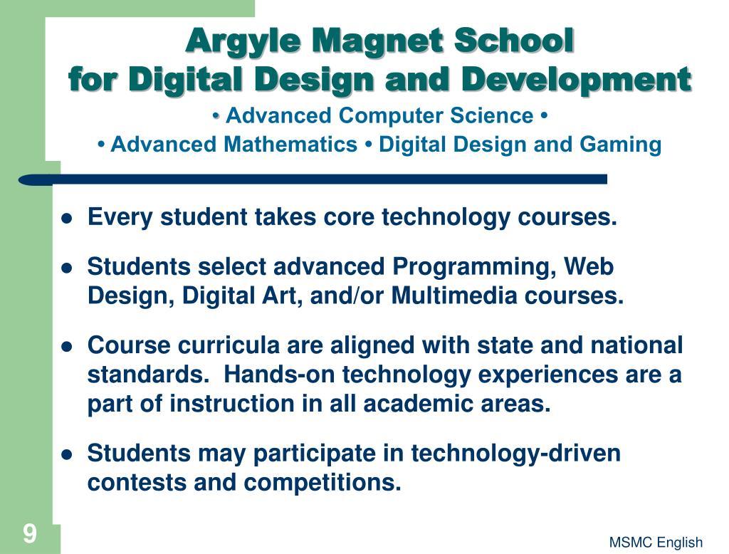 Argyle Magnet School