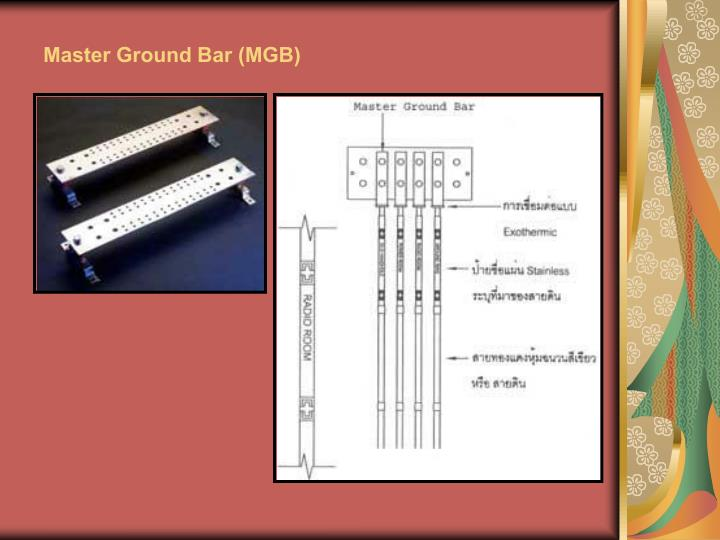 Master Ground Bar (MGB)