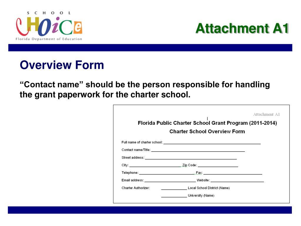 Attachment A1