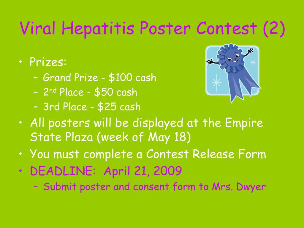 Viral Hepatitis Poster Contest (2)