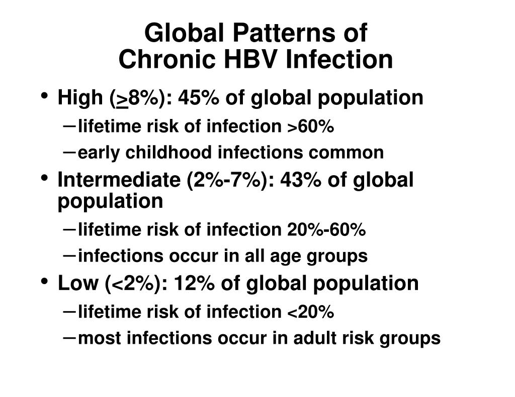 Global Patterns of