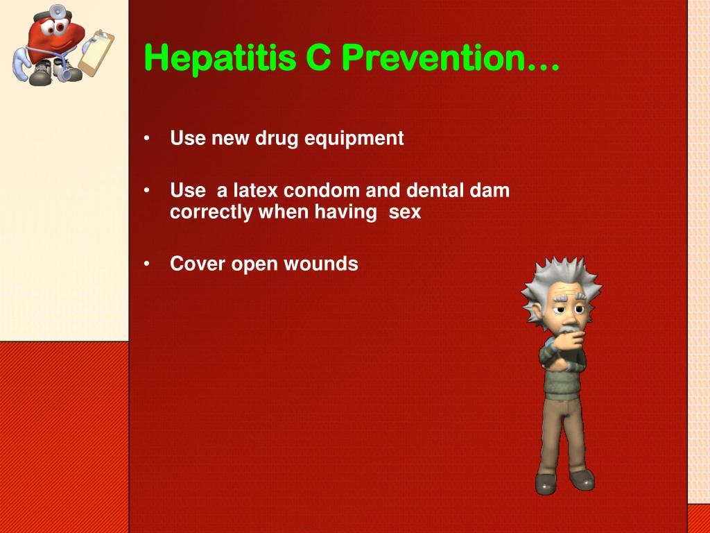 Hepatitis C Prevention…