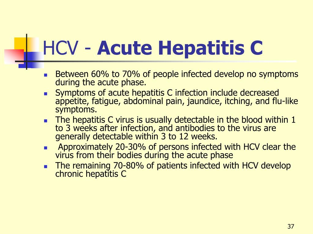 HCV -