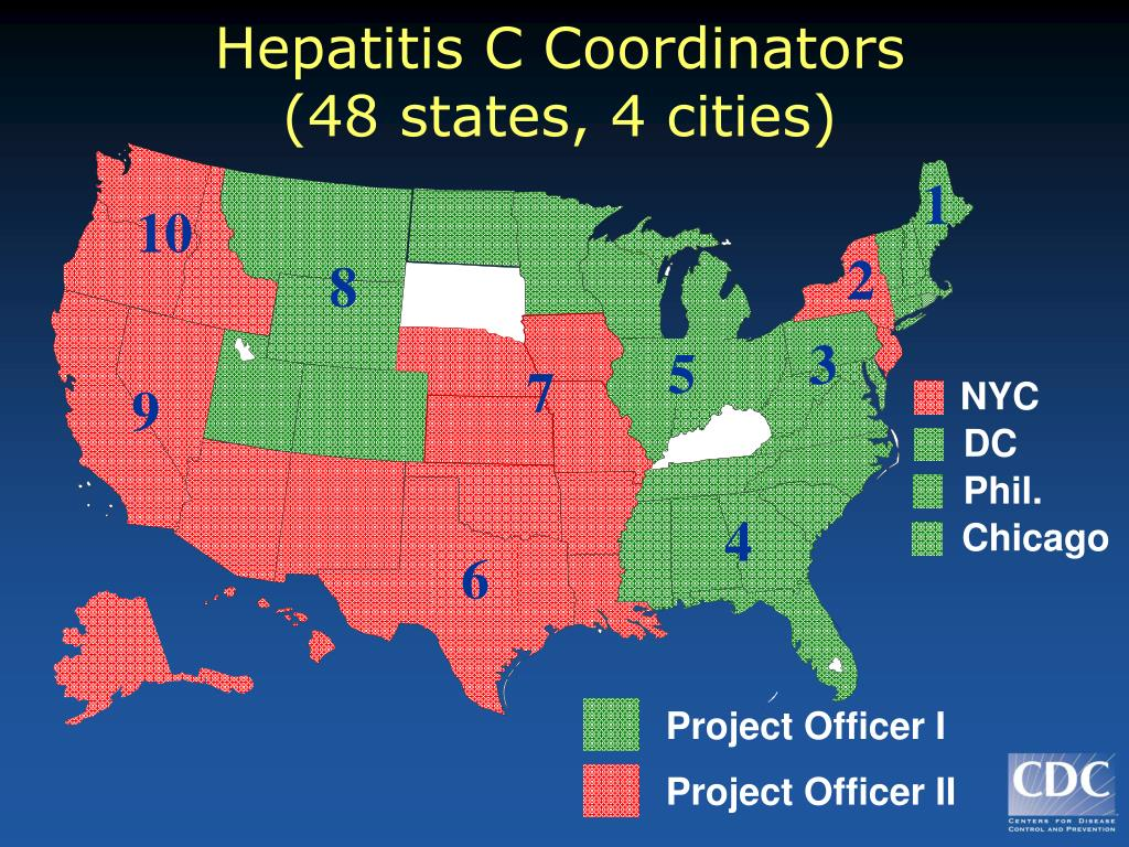 Hepatitis C Coordinators