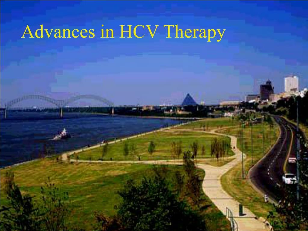 Advances in HCV Therapy