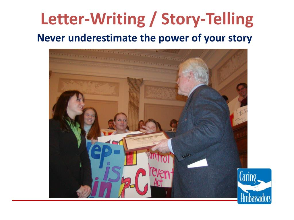 Letter-Writing / Story-Telling
