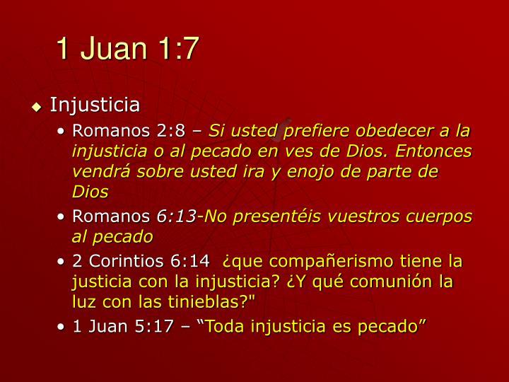 1 Juan 1:7