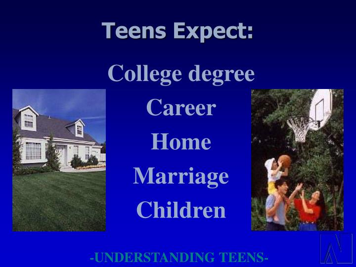 Teens Expect: