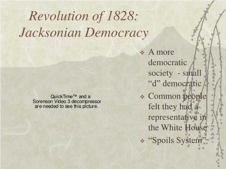 Revolution of 1828: