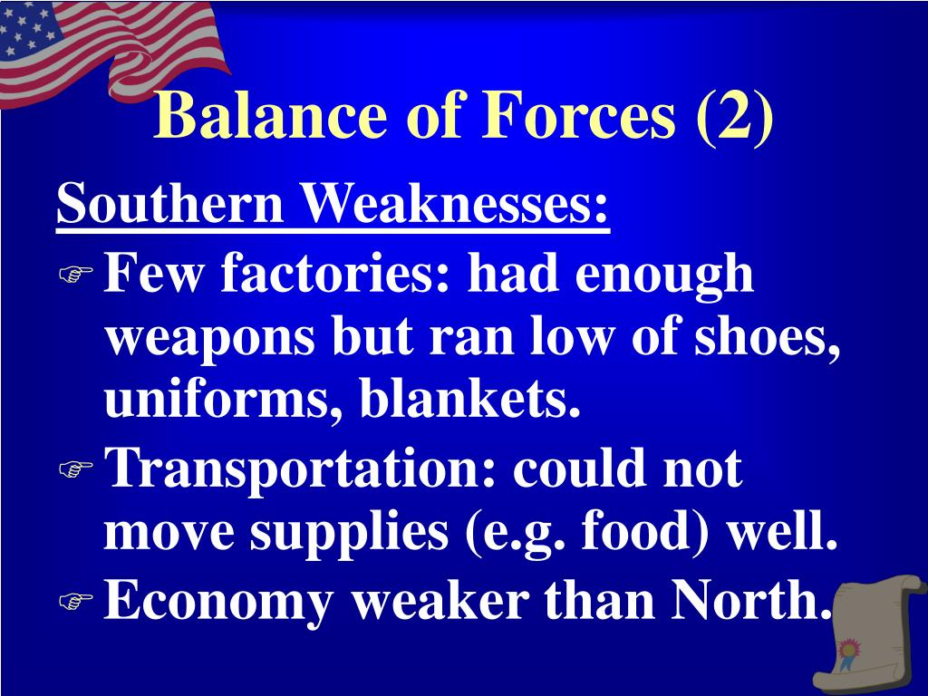 Balance of Forces (2)