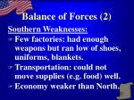 balance of forces 2
