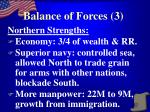 balance of forces 3