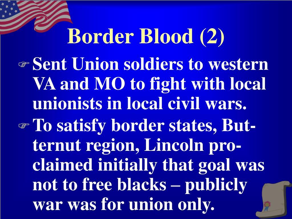 Border Blood (2)
